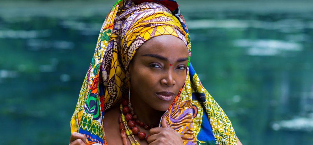 Emeline Michel - Diaspora stand with Haiti