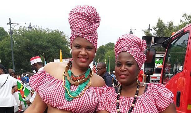 New York diaspora stand with Haiti