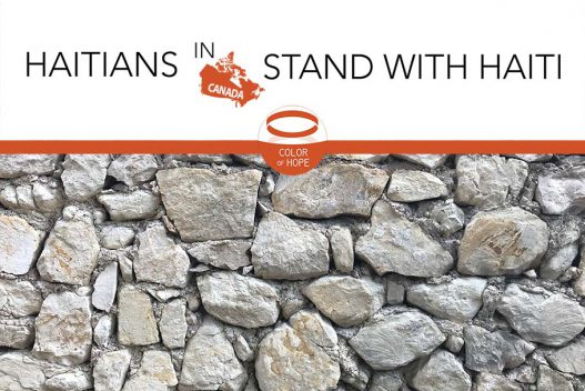 Canada Stands with Haiti