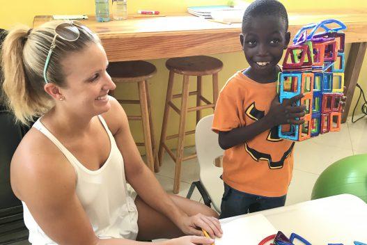 Helping underserved Children