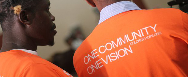 One Community One Vision