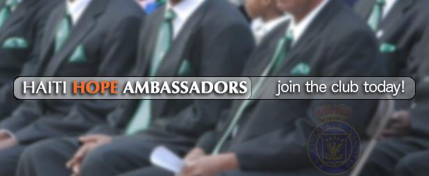 Haiti Ambassadors