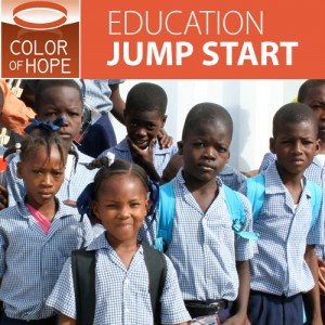 Supporting Education in Haiti