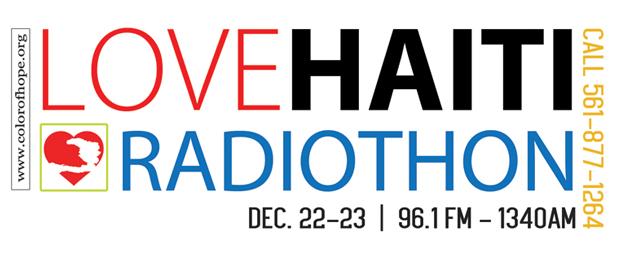 Love Haiti Radiothon