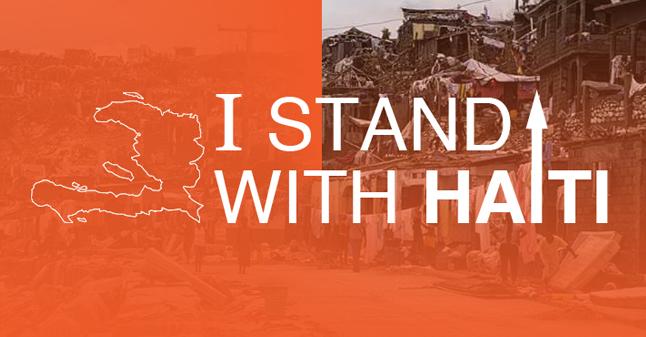 I Stand With Haiti
