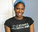 "Take the ""I Stand With Haiti Pledge"""