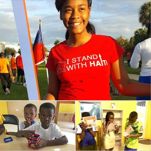 Stand with Haiti 2017 Campaign