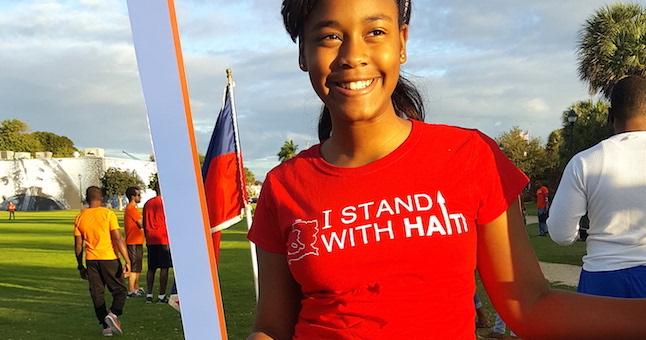 Stand With Haiti 2017