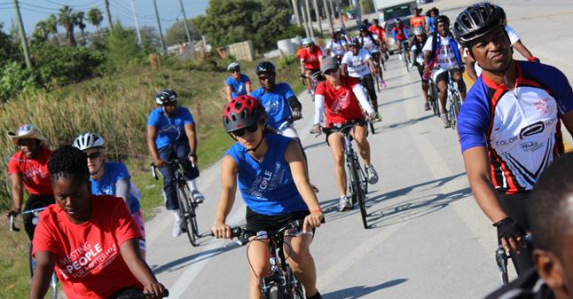 2018 Save Haiti Bike ride - 1.13.18