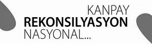 Kanpay Rekonsilyasyon Nasyonal logo