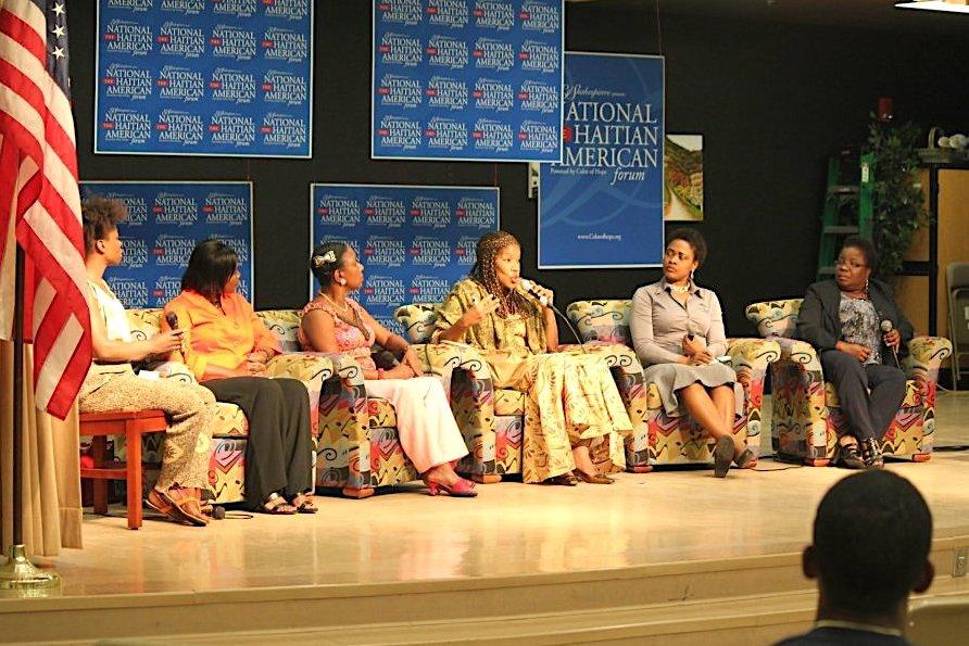 National Haitian-American Forum event